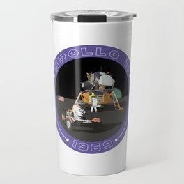 Apollo 11 Moon Landing Travel Mug