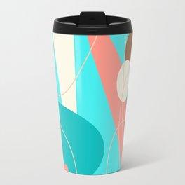 Geometry in Motion Travel Mug