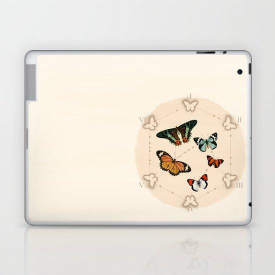Wings in the Spotlight Laptop & iPad Skin