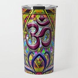 Rego Industries Mandala Travel Mug