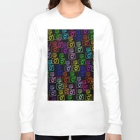 the flash Long Sleeve T-shirts featuring Flash by LoRo  Art & Pictures