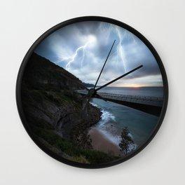 Electrify Wall Clock