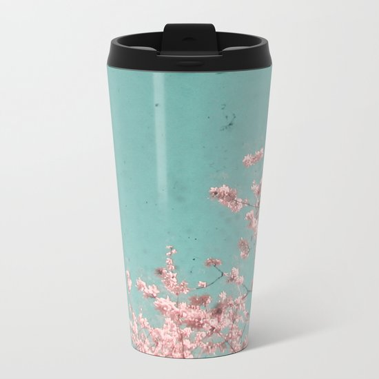 Spring Dream Metal Travel Mug