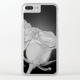 Sealed with a Kiss Clear iPhone Case