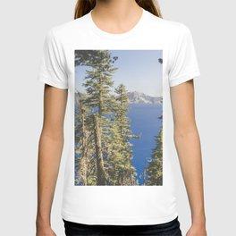 Cabin at the Lake T-shirt