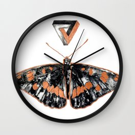 Impossible Wall Clock
