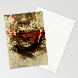 The Human Race Stationery Cards