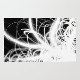 Complex Light Flow Rug