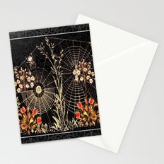 Spider and Venus Flytrap Stationery Cards