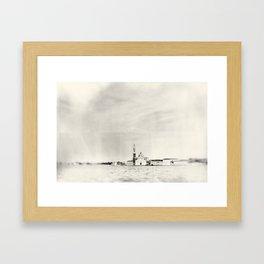 Venice - Study 70 Framed Art Print