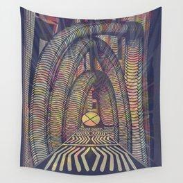 RetroFuture / Evolution-04 Wall Tapestry