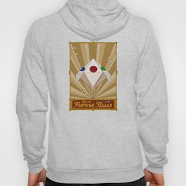 Ask The Fortune Teller Poster Hoody
