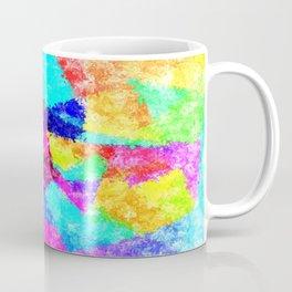 Formes géométriques multicolore Coffee Mug