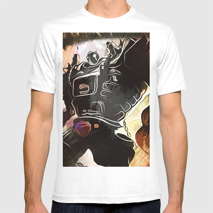 f7c363a3d League of Legends BLITZCRANK T-shirt by naumovski   Society6