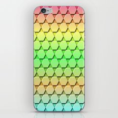 Hex Pattern iPhone & iPod Skin