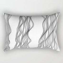 Parallel Lines No.: 03. Rectangular Pillow