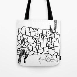 KANSAShooks Tote Bag