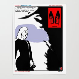 MARILYN LA ROE ... page 24 Poster