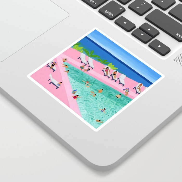 Seaview Sticker