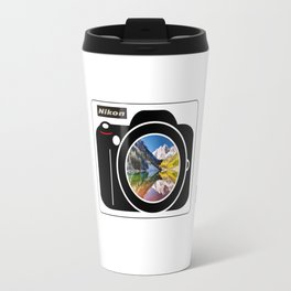 You can go home ツ I took all the pictures. Travel Mug