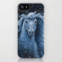 SnowDrifter iPhone Case