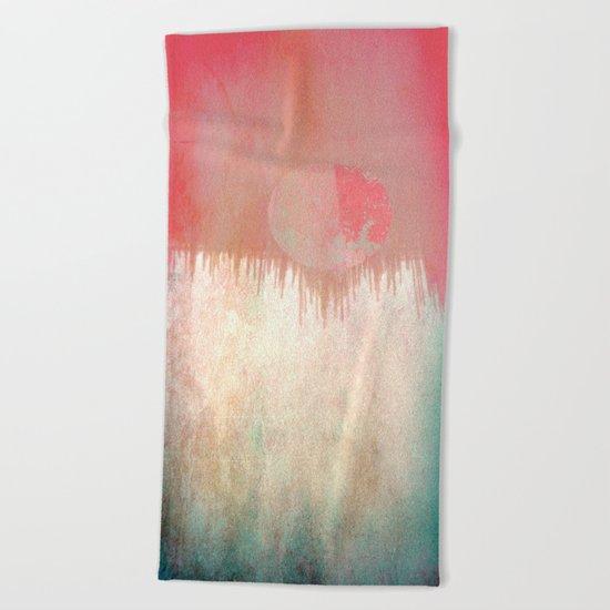 Imaginary Planet Beach Towel