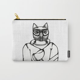 Paintball Kitty Carry-All Pouch