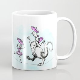 The Tightrope Walker Coffee Mug