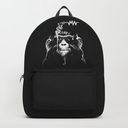 Music And Cigs Backpack