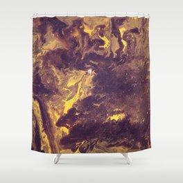 ECU Pour 2 Shower Curtain