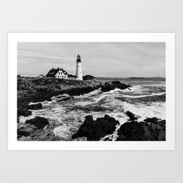 Maine Art Prints | Society6