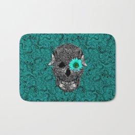Insect Skull Bath Mat