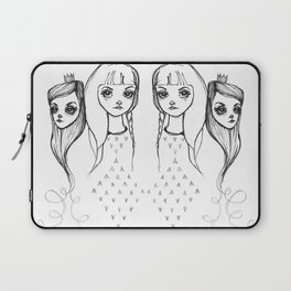 Heavy Crown Laptop Sleeve