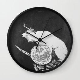 The Ursus Maritimus Vikingus Wall Clock