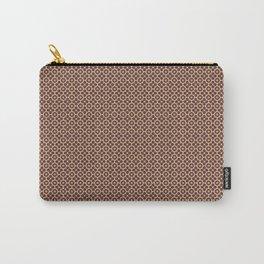 Quatrefoil Pattern VI Carry-All Pouch