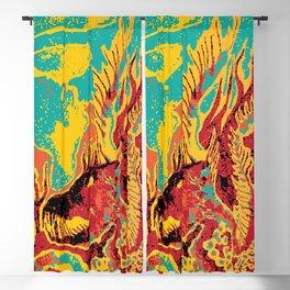 dragon Blackout Curtain