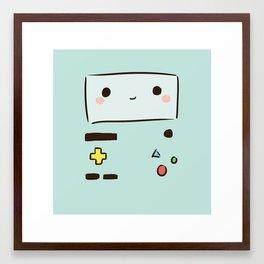 BMO Framed Art Print