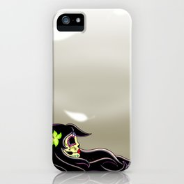 In the Wind - Day of the Dead Calaverita iPhone Case