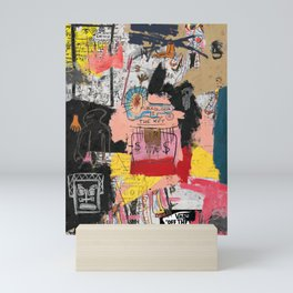 The Key Mini Art Print