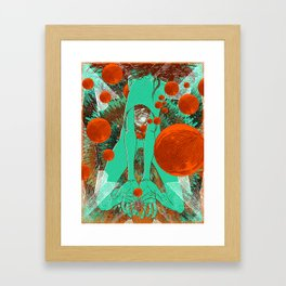 Bowels of the Beast Framed Art Print