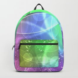 ABSTRACT--FULL Color Backpack