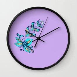 Petaloso Wall Clock