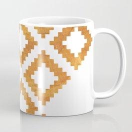 Gold nordic design Coffee Mug