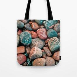 Pebbles of Isle of Skye Tote Bag