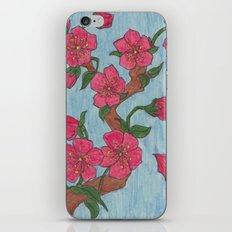 Ephemeral Beauty iPhone & iPod Skin