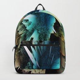 displaced space Backpack