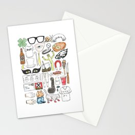 It's Always Sunny in Philly Stationery Cards