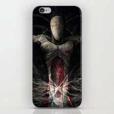 Here and Now iPhone & iPod Skin