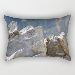 Rock Outcrop Rectangular Pillow