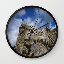 Mount Rushmore National Memorial Wall Clock